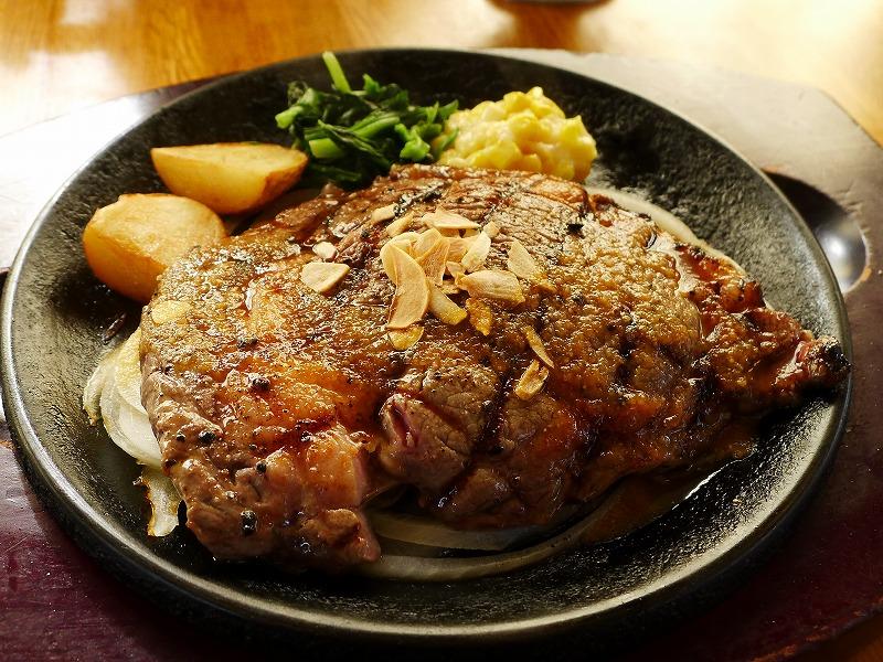 水戸で安くて美味しいステーキを食べるなら「アメリカ屋」へ行こう!