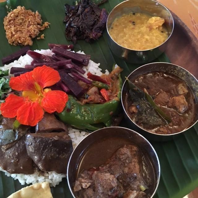 スリランカカレーを茨城で食べるなら「コジコジ」しかないでしょう