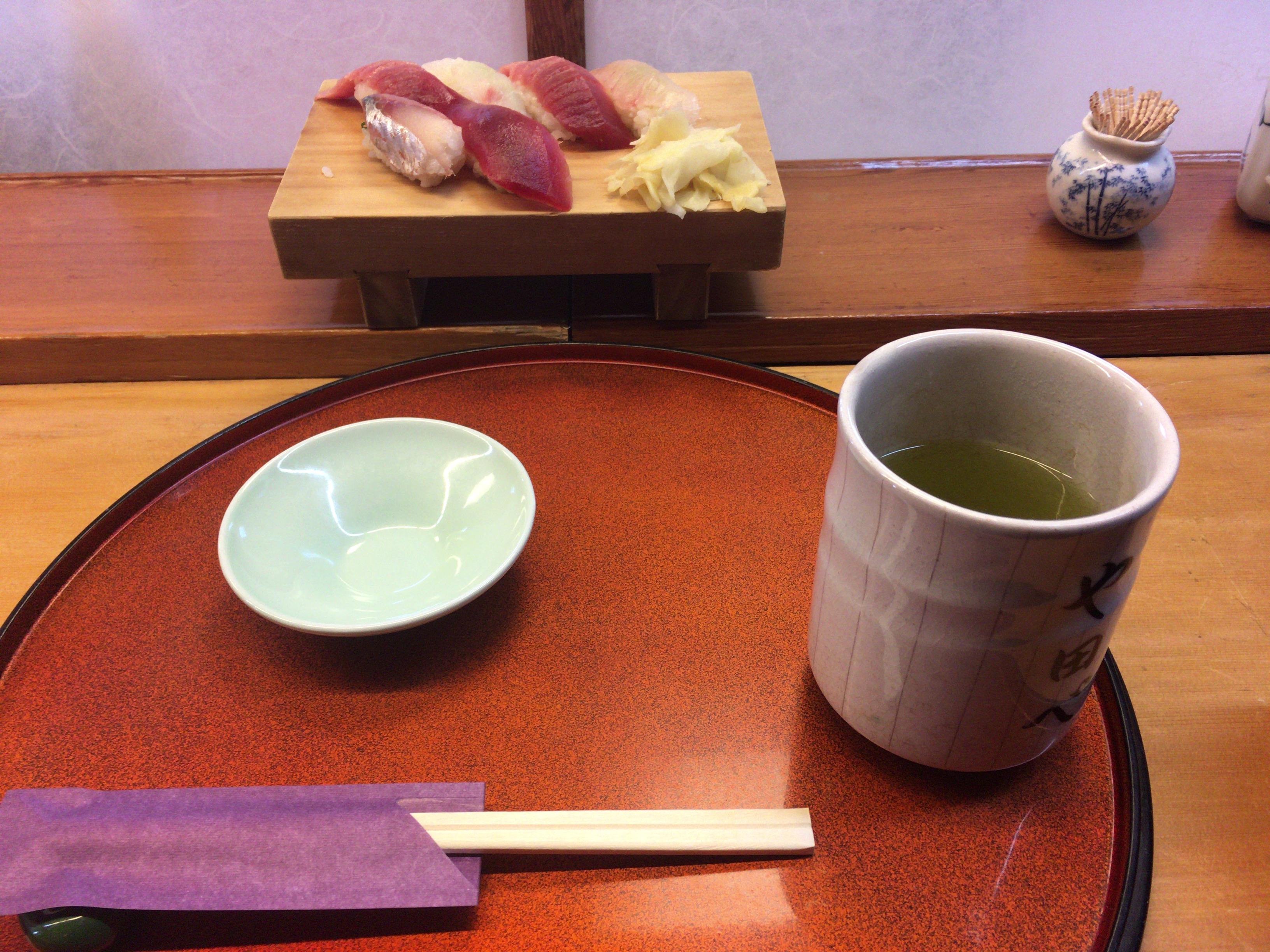 や田べ (茨城県水戸市)で美味しい1000円寿司ランチをいただきました!